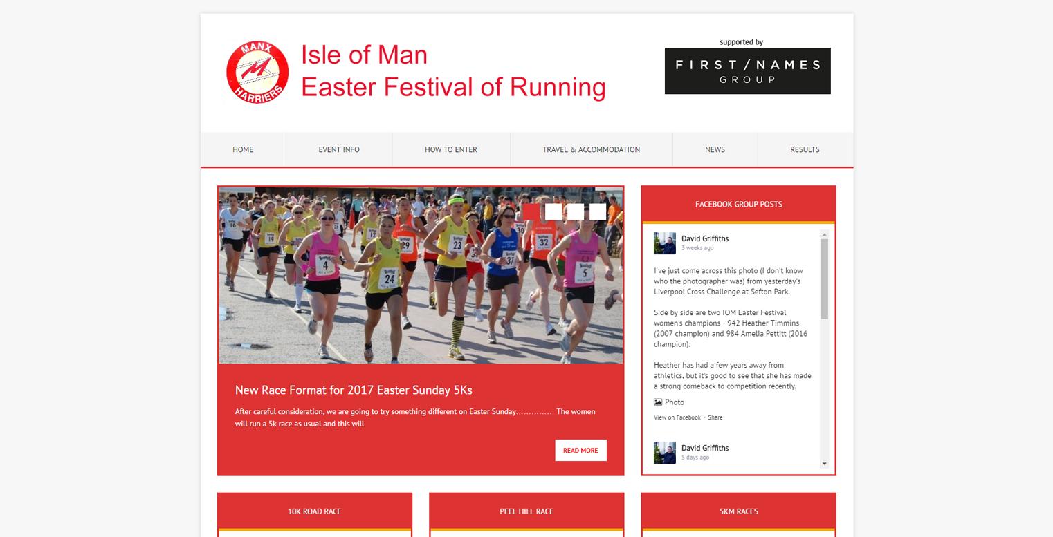 Easter Festival of Running