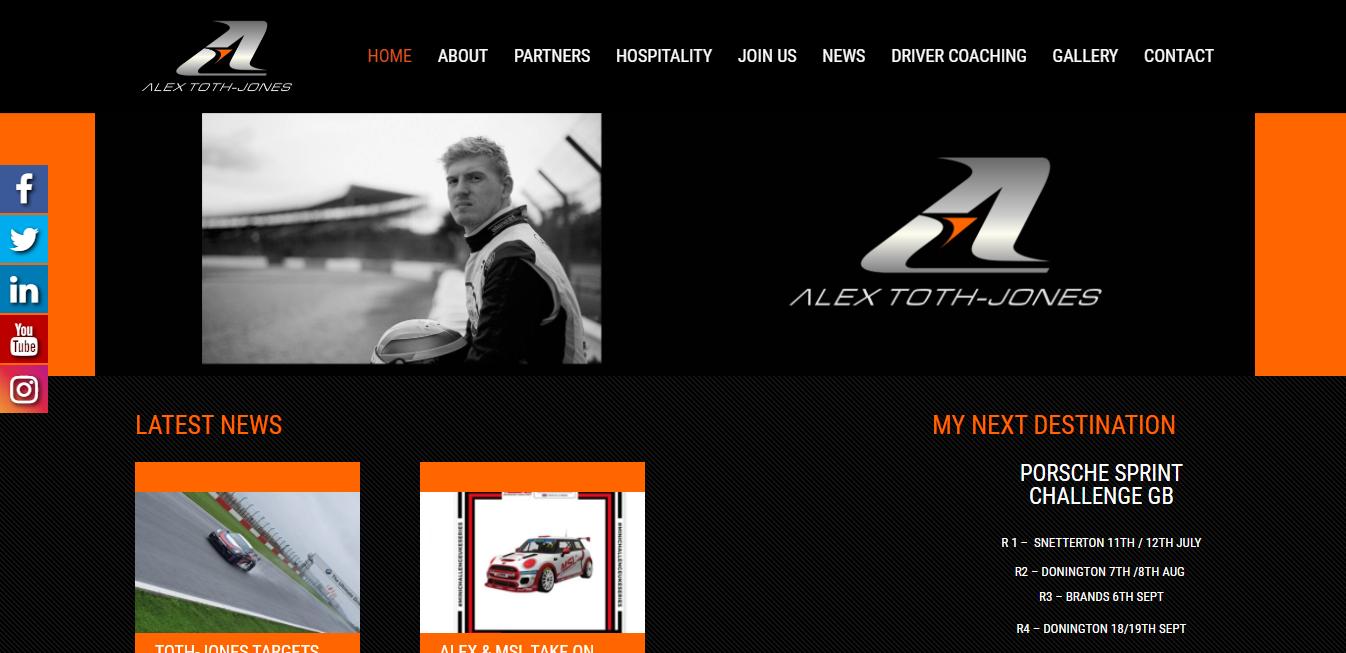 Alex Toth Jones